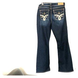 Seven7 Bootcut Woman's jeans size 14